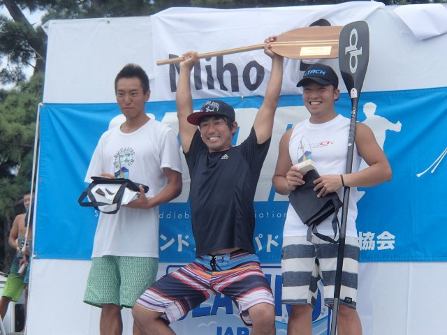 三保CUP SUP RACE2014