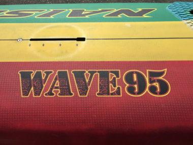 2015 NAISH WAVE 95L